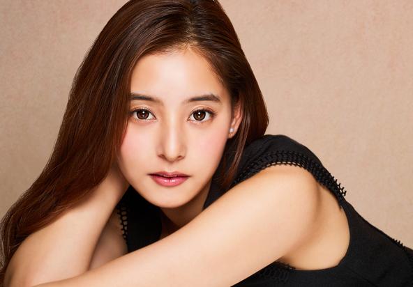 新木優子のセクシーな表情